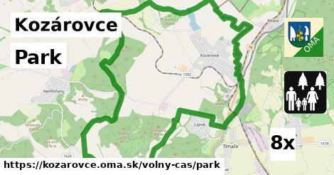 park v Kozárovce