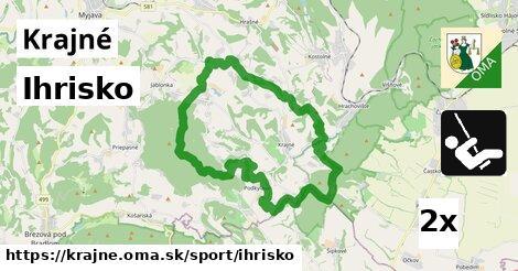 ilustračný obrázok k Ihrisko, Krajné