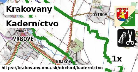 kaderníctvo v Krakovany