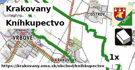kníhkupectvo v Krakovany