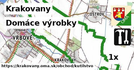domáce výrobky v Krakovany