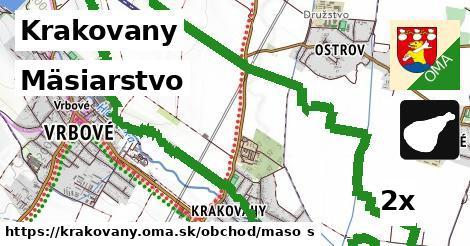 mäsiarstvo v Krakovany