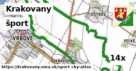 šport v Krakovany