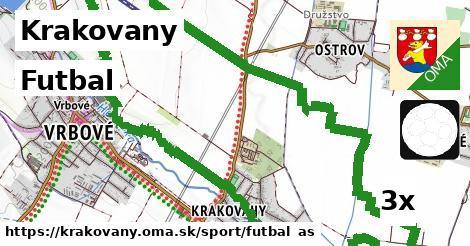 futbal v Krakovany