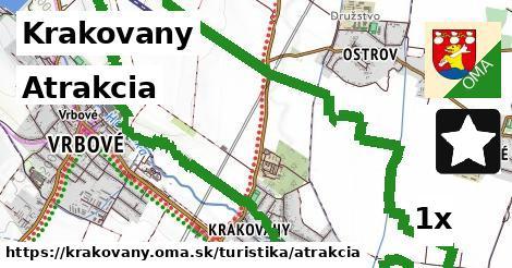 atrakcia v Krakovany