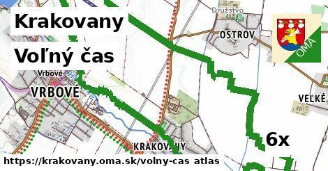 voľný čas v Krakovany