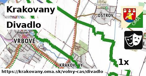 divadlo v Krakovany