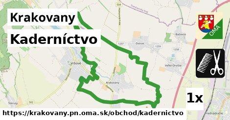 ilustračný obrázok k Kaderníctvo, Krakovany, okres PN