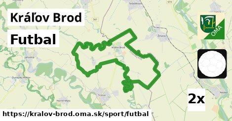 ilustračný obrázok k Futbal, Kráľov Brod