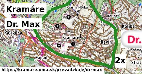 Dr. Max v Kramáre