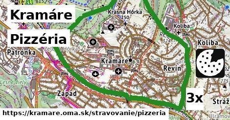 pizzéria v Kramáre