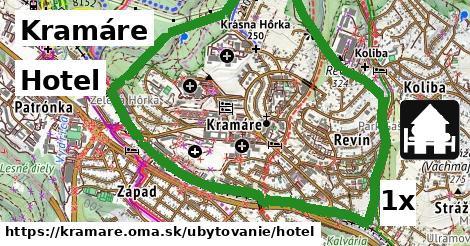 hotel v Kramáre