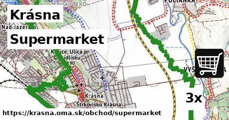 ilustračný obrázok k Supermarket, Krásna
