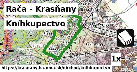 kníhkupectvo v Rača - Krasňany