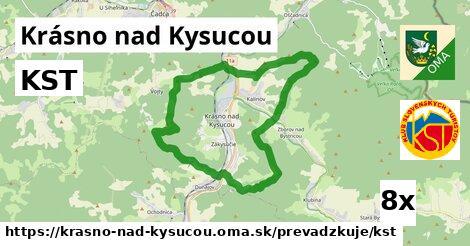 ilustračný obrázok k KST, Krásno nad Kysucou