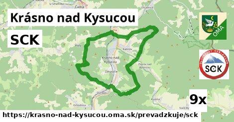 ilustračný obrázok k SCK, Krásno nad Kysucou