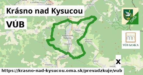 ilustračný obrázok k VÚB, Krásno nad Kysucou
