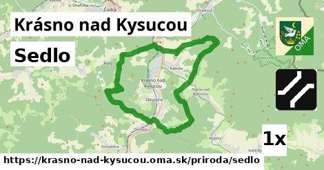 ilustračný obrázok k Sedlo, Krásno nad Kysucou