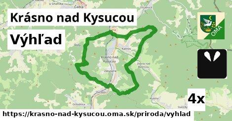 ilustračný obrázok k Výhľad, Krásno nad Kysucou