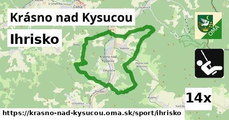 ilustračný obrázok k Ihrisko, Krásno nad Kysucou