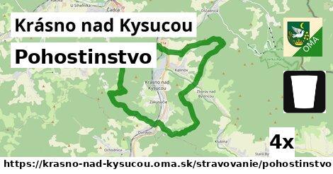 ilustračný obrázok k Pohostinstvo, Krásno nad Kysucou