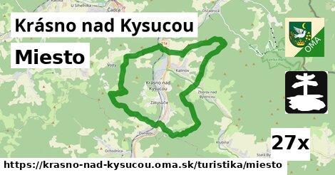 ilustračný obrázok k Miesto, Krásno nad Kysucou