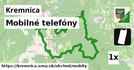 mobilné telefóny v Kremnica