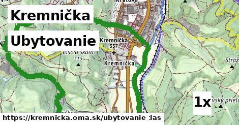 ubytovanie v Kremnička