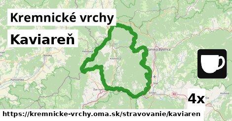 ilustračný obrázok k Kaviareň, Kremnické vrchy