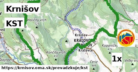 KST v Krnišov