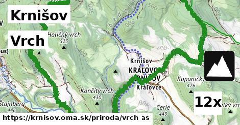 vrch v Krnišov
