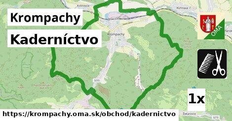 kaderníctvo v Krompachy