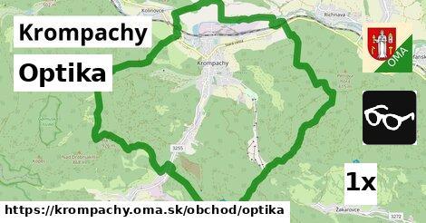 optika v Krompachy