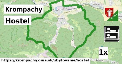 hostel v Krompachy