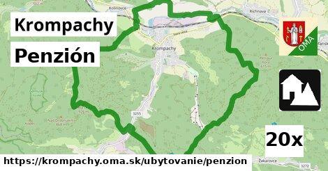 penzión v Krompachy