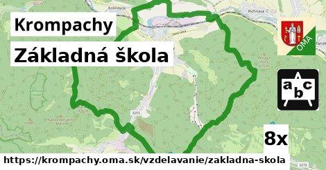 základná škola v Krompachy