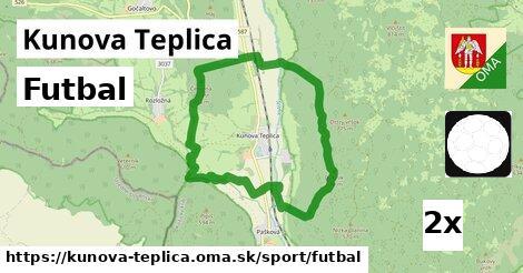 futbal v Kunova Teplica