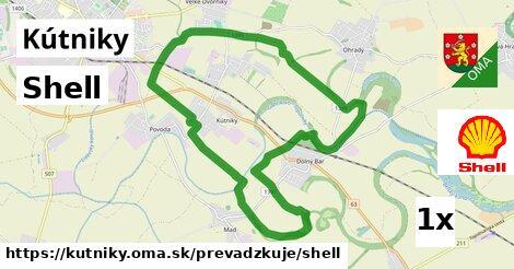 Shell v Kútniky