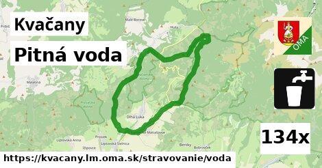 ilustračný obrázok k Pitná voda, Kvačany, okres LM