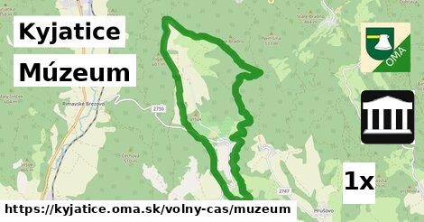 múzeum v Kyjatice