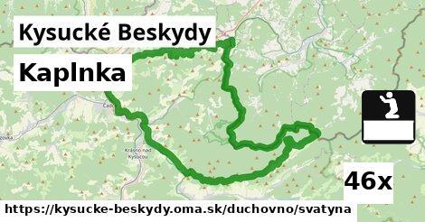 ilustračný obrázok k Kaplnka, Kysucké Beskydy