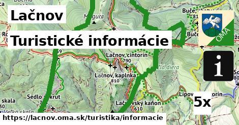 turistické informácie v Lačnov
