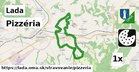 ilustračný obrázok k Pizzéria, Lada