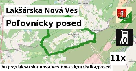 poľovnícky posed v Lakšárska Nová Ves