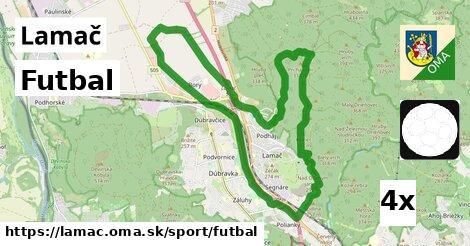 futbal v Lamač