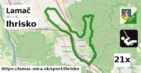 ilustračný obrázok k Ihrisko, Lamač