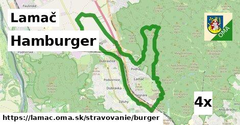 hamburger v Lamač