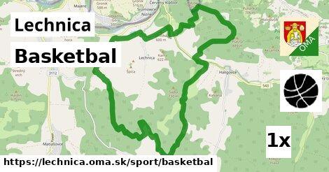 basketbal v Lechnica