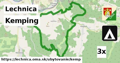 kemping v Lechnica