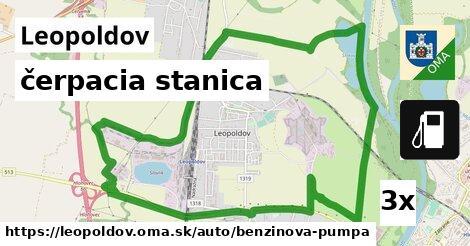 ilustračný obrázok k čerpacia stanica, Leopoldov